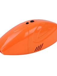 12 volts 30W Portátil Car Handheld Wet / Dry Aspirador (laranja)