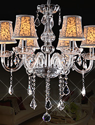 Crystal Chandeliers , Traditional/Classic Living Room/Dining Room/Bedroom