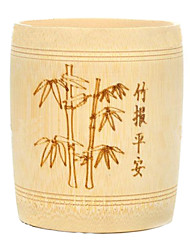 Bamboo texture Cup