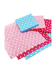 Beverage Napkins - Polka Dot - Set of 20 (More Colors)