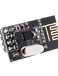 atualizado NRF24L01 2.4ghz módulo transceptor sem fio para (para arduino) - preto