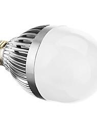 9W E26/E27 LED Globe Bulbs A70 18 SMD 5730 630 lm Cool White AC 220-240 V