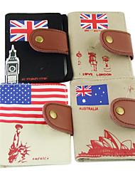 Государственный Флаг белье владельца карты (случайный цвет)