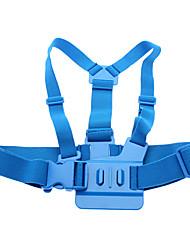 Accessoires GoPro Fixation / Avec Bretelles Pour Gopro Hero 2 / Gopro Hero 3Escalade / Wakeboard / Militaire / Roller / motocycle / Ski /