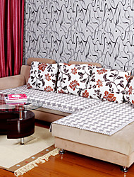 Cotton Check Hemming Sofa Cushion 70*70