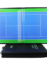 Deportes Junta Entrenamiento Pista cubierta magnética (2Pens + Eraser Board + Imanes)