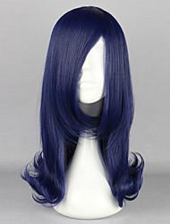 Magic Girl Dark Blue 48cm Classic Lolita Wig