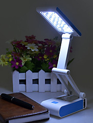 Swing Arm/Rechargeable/LED Desk Lamps , Modern/Comtemporary Plastic