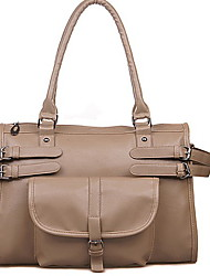 Women's Retro Leather  Tote