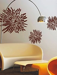 Firecracker Flower Wall Sticker