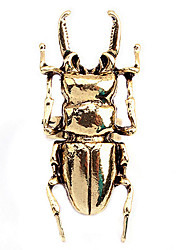 When European And American Fashion Openings Rings - Insects