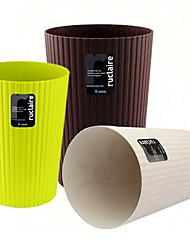 Творческие пластиковый контейнер для мусора