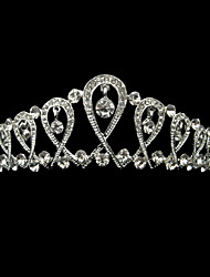 Women's Rhinestone / Alloy Headpiece-Wedding / Special Occasion Tiaras