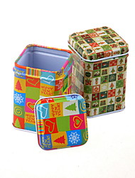 Exclusive Christmas Series Mini Caddy(12 Designs Mixed)-Set of 6