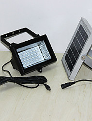 Solar Powered Led Flood Light - Motion Detection, Weatherproof(Cis-57130)