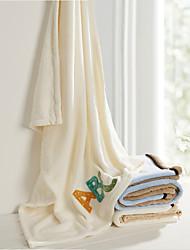 ABC Coral Fleece Baby Blanket