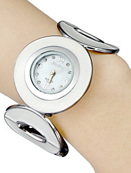 Женские Модные часы Часы-браслет Наручные часы Спортивные часы Кварцевый Группа Элегантные часы Белый