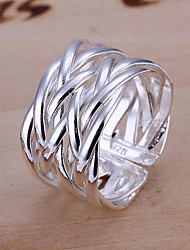 Vintage Silver Adjustable Ring