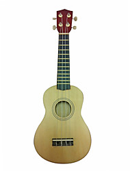 Beginner Plywood Soprano Ukulele