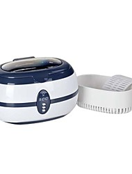 LED Digital Ultrasonic Cleaner Asistente Tattoo Pequeño Gray