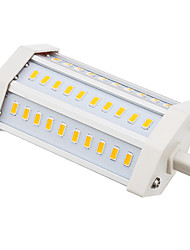 15W R7S LED Mais-Birnen T 30 SMD 5630 1350 lm Warmes Weiß AC 85-265 V