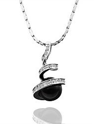 Pendant Necklaces Alloy Casual Jewelry