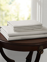 Solid Cotton Flat Sheet