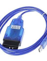 Профессиональные OBD2 OPEL TECH2 диагностический интерфейс USB USB-кабель