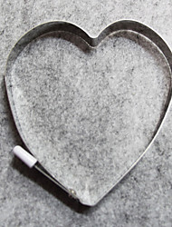 Stainless steel heart omelette mould heart egg ring