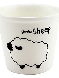 Sheep of 12 Chinese zodiac Ceramic Cup