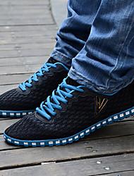 QZBW Herren: Freizeit-Outdoor-Mountain Sports Black Shoes