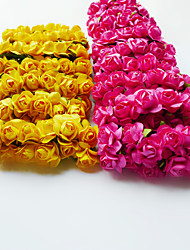 Wedding Décor Sweet Artificial Roses - Set of 12 (More Colors)