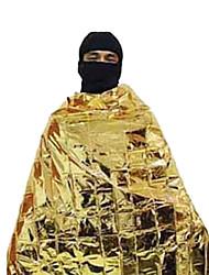 Аварийные спасательные Warmkeeping Одеяло (золото)