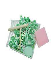 Gum Paste Kuchen Flower Set Tool Set von 32 Stück