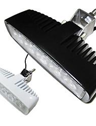 15W 3 LEDs Rectangle Work Light