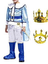French King Kids Halloween Costume