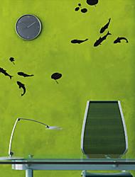 Бесплатные стикеры стены рыбы
