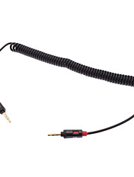 3.5mm Audio Male to Male Cable Black (1.5M)