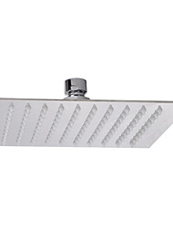 "8"" Modern Design Ultrathin Stainless Steel Square Shower Head"