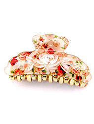 Women's Acrylic Headpiece-Casual Barrette