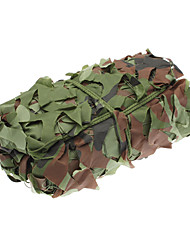 Durable Canvas and Nylon Material Mesh for Sun Shading(Camouflage)