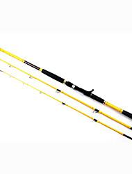 180/210cm due punte di casting canna da pesca (50 # / 80 # sezioni)