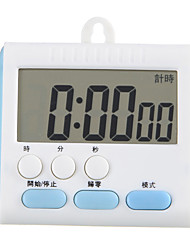 Digital Count Up&Down Timer, Clock with Magnet Behind