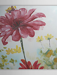 Hand Painted Oil Painting Floral Fresh Flowers with Stretched Frame 1310-FL1050