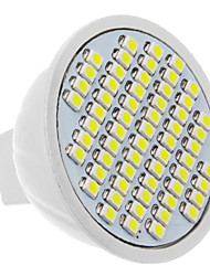 Spot LED Blanc Froid 4 W 60 SMD 3528 330-360 LM AC 12 V