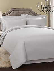 Duvet Cover Sets , Beige / Blue / White / Coffee / Dark Blue