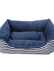 bandes chaudes motif canapé-lit de style confortable pour animaux chiens (couleurs assorties)