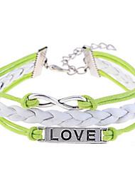 Leer Dames Armbanden