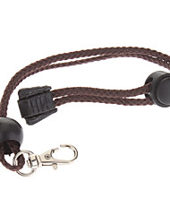 Stretch Nylon Lanyard Strap with Buckle for Flashlight/Cellphone/Camera + More - Army Green (28.5cm)