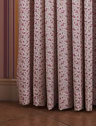 (Dois painéis) michelle luxury® cortina de poupança de energia em casa país doce